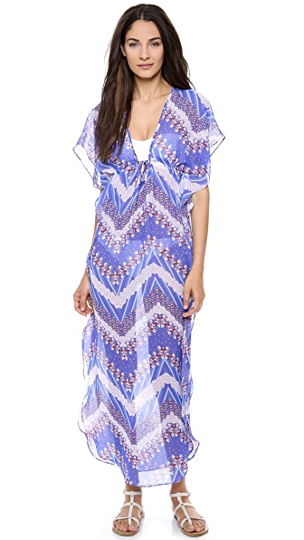 JOSA tulum V Largo Cover Up Dress
