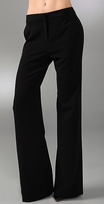 Joseph Feline Tuxedo Pants