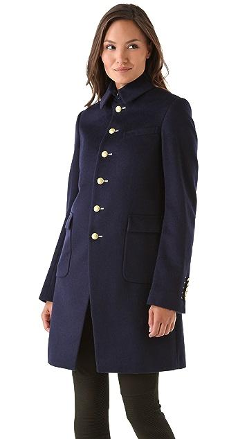 Joseph Cardiff Coat