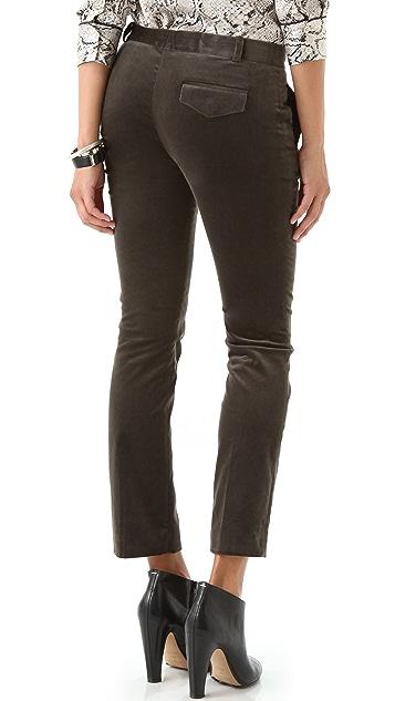 Joseph Velvet Pants