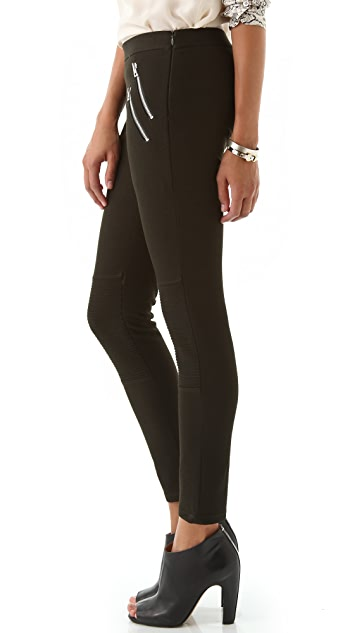 Joseph Spark Gabardine Stretch Pants