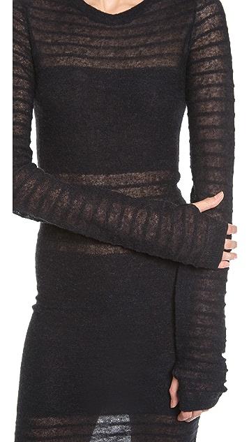Joseph Bianca Striped Dress
