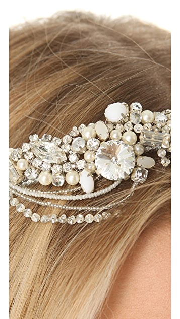 Jenny Packham Valentine Headdress I