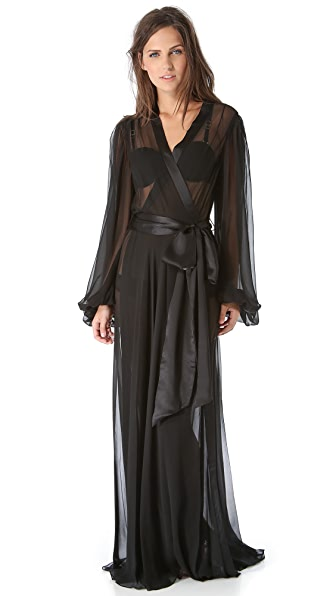 Jenny Packham Long Robe