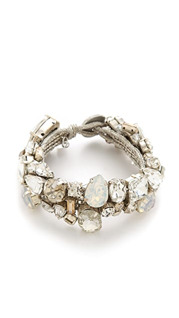 Jenny Packham Button Bracelet I