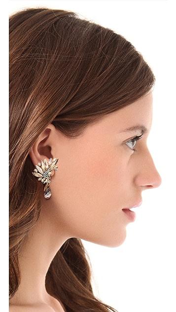 Jenny Packham Icarus Clip On Earrings II