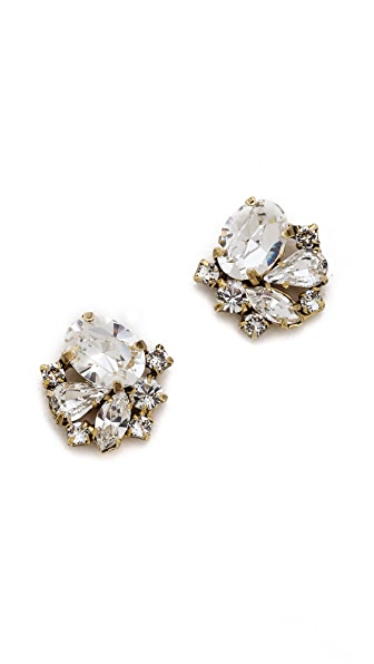 Jenny Packham Tesoro Earrings I