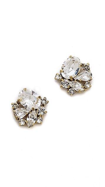 Jenny Packham Tesoro Earrings I