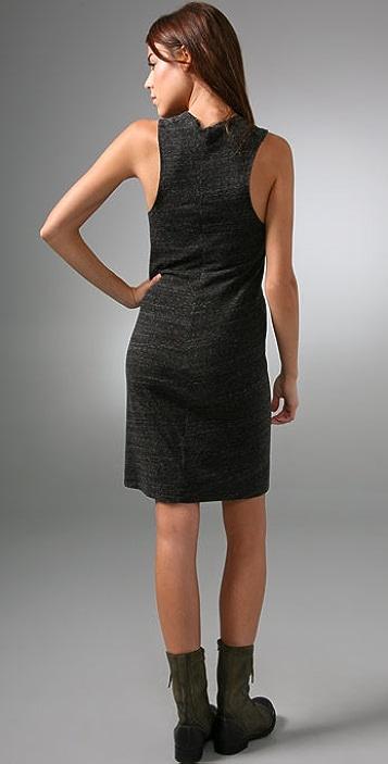 James Perse Sleeveless Scoop Dress