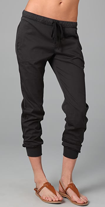 James Perse Pull On Sweatpants
