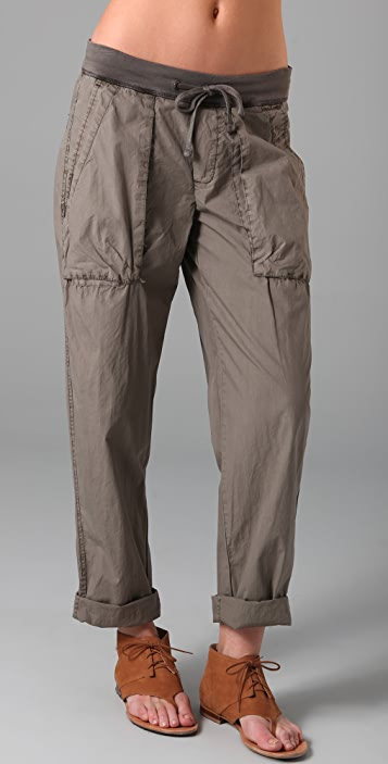James Perse Clean Cargo Pants