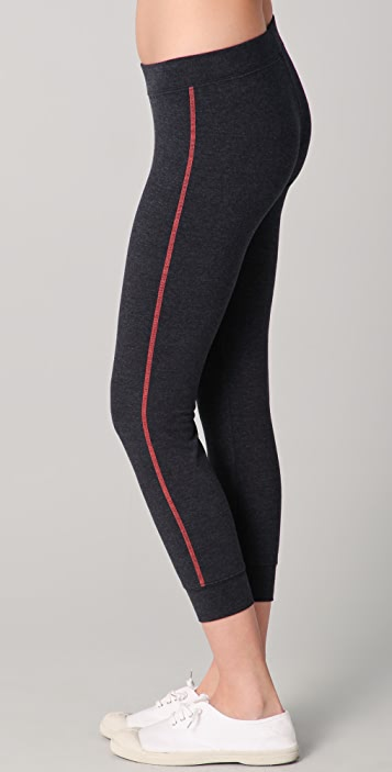 James Perse Yosemite Cropped Yoga Pants