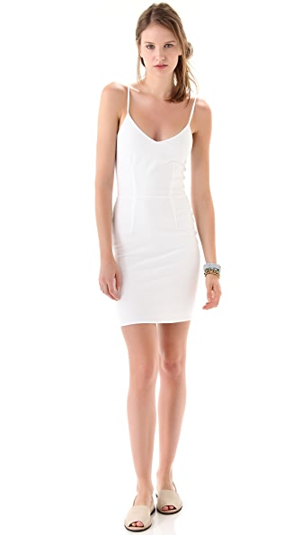 James Perse Darted Cami Dress
