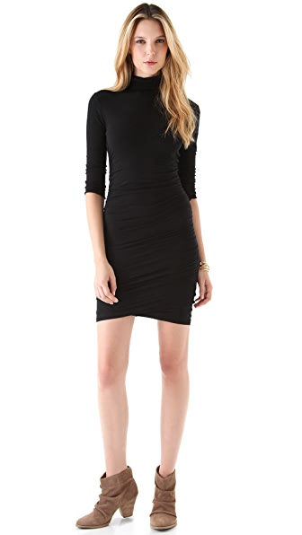 James Perse 3/4 Sleeve Dress