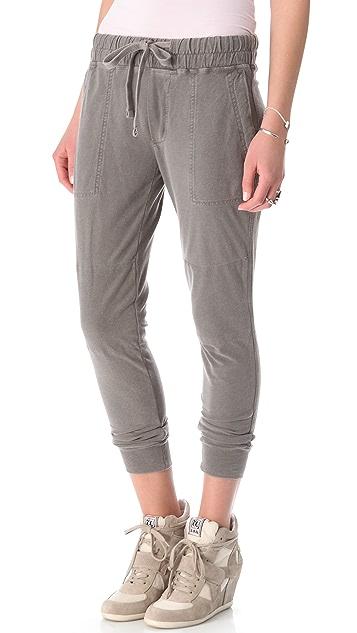 James Perse Twill Surplus Pants