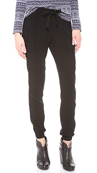 James Perse Crepe Surplus Pants