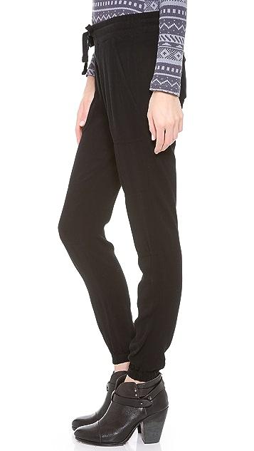 James Perse Crepe Surplus Pants