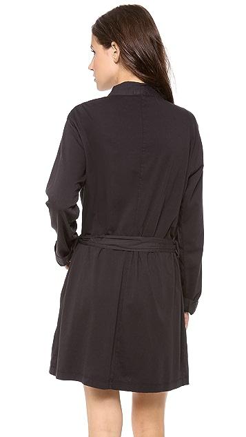 James Perse Cotton Robe