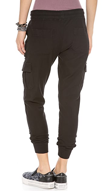 James Perse Twill Cargo Pants