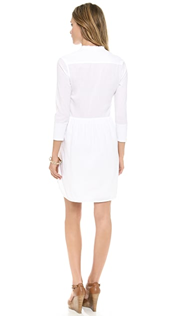 James Perse Tomboy Shirtdress