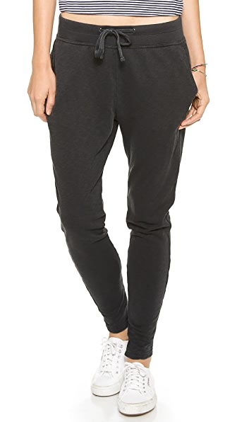 James Perse Slim Sweat Pant