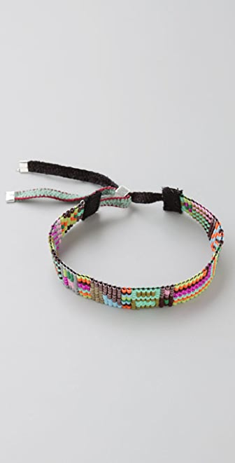 Julie Rofman Party Beaded Cuff