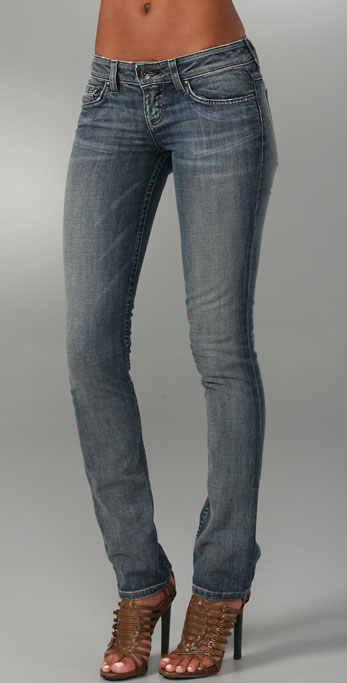Juicy Couture Kate Skinny Jeans with Studded Pocket  467eb620b
