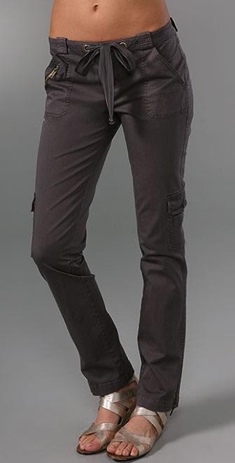 Juicy Couture Slim Cargo Pants
