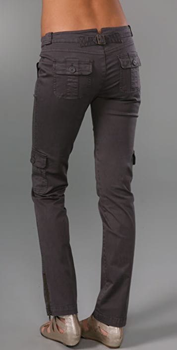 Juicy Couture Slim Cargo Pants