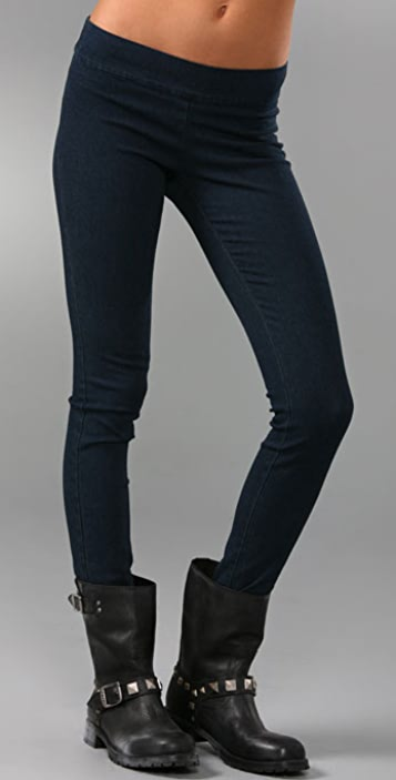 Juicy Couture Denim Leggings