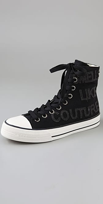 Juicy Couture Evelyn High Top Sneakers