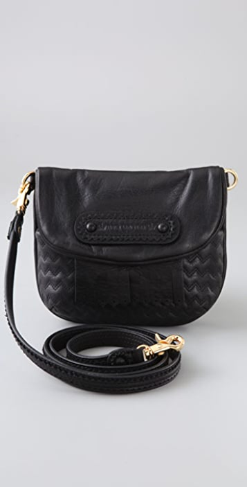 Juicy Couture Across the Body Leather Bag