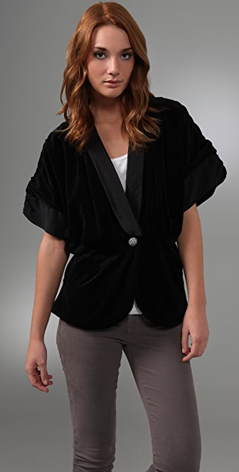 Juicy Couture Erin Fetherston for Juicy Dolman Jacket