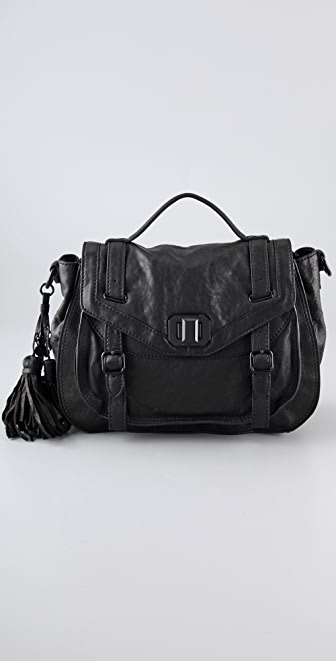 Juicy Couture Black Star Satchel