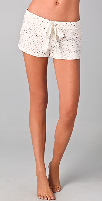 Juicy Couture Vintage Bud Shorts