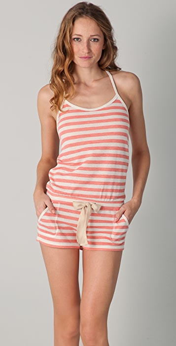 Juicy Couture Amped Up Chilled Out Romper