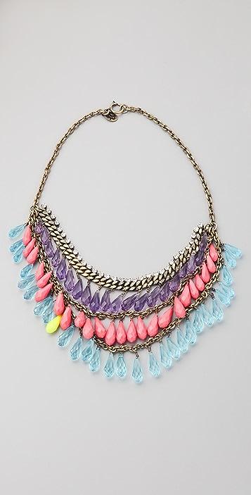 Juicy Couture Briolette Torsade Necklace