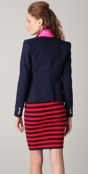 Juicy Couture Sharp Suiting Blazer