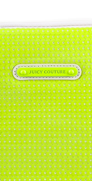 Juicy Couture Sunshine Shimmer Sequin E-Reader Case