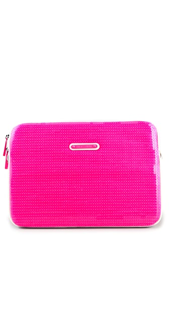 "Juicy Couture Sunshine Shimmer Sequin 13"" Laptop Sleeve"