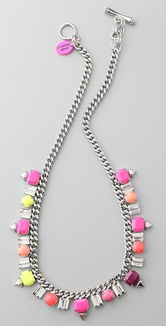 Juicy Couture Gemstud Necklace