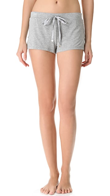 Juicy Couture Sleep Shorts with Lace