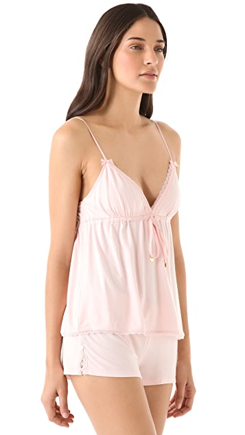 Juicy Couture Sleep Camisole with Lace