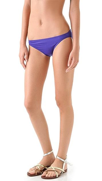 Juicy Couture Miss Divine Cinched Flirt Bikini Bottoms