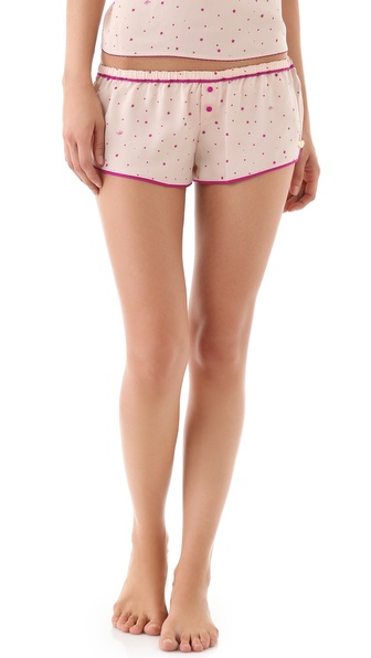 Juicy Couture Midnight Twinkle Shorts