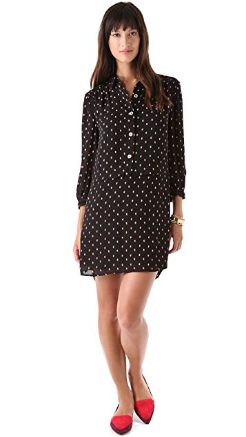 Juicy Couture Yorkshire Foliage Dress
