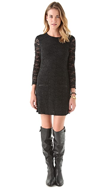 Juicy Couture Cire Lace Dress