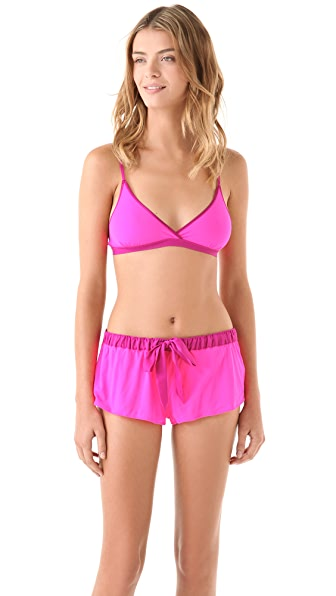 Juicy Couture Neon Mesh Bralette