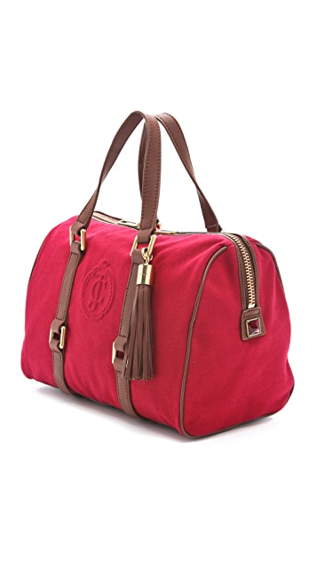 Juicy Couture Steffy Canvas Satchel