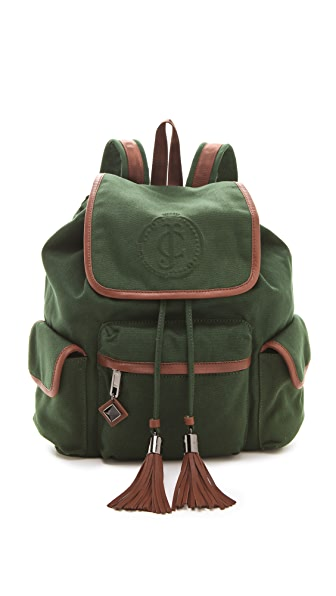 Juicy Couture Trinity Canvas Backpack